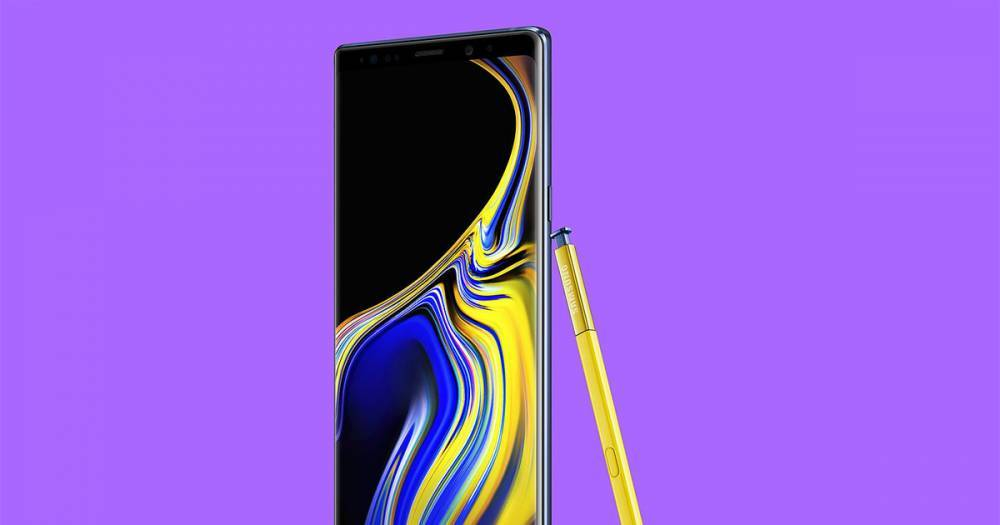 Samsung поклялась, что батареи Galaxy Note 9 не взорвутся