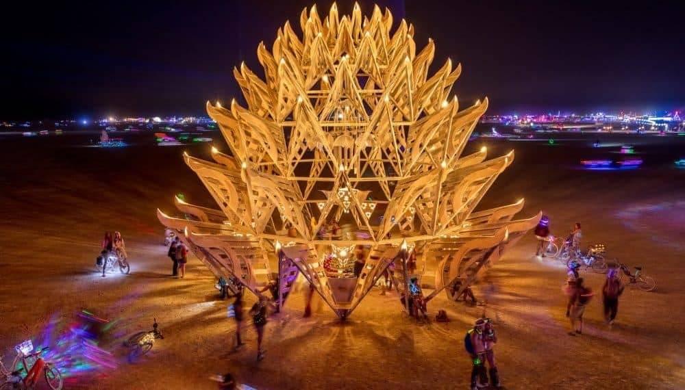 Самый популярный фестиваль в США Burning Man пройдет уже в этом месяце