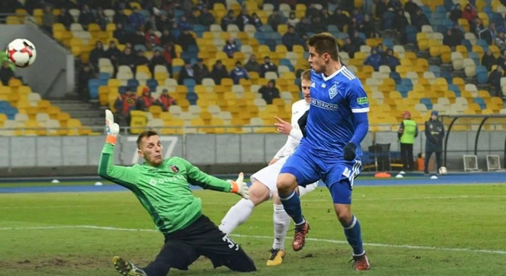 Динамо-Славия - киевляне выиграли и вышли в плей-офф квалификации ЛЧ