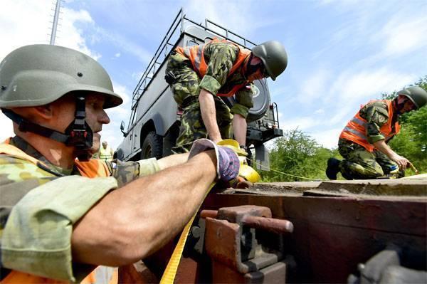 Натовские самолёты будут отрабатывать бомбометание у самых границ России