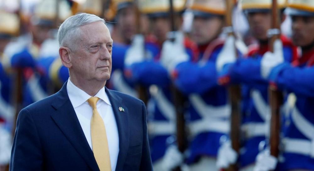 Глава Пентагона объяснил создание космических сил защитой от России и Китая