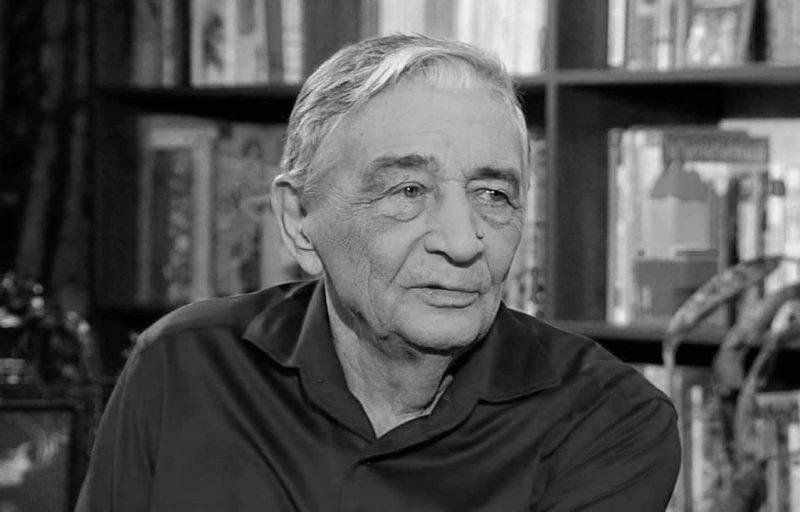 На 81 году жизни скончался известный писатель и сценарист Эдуард Успенский