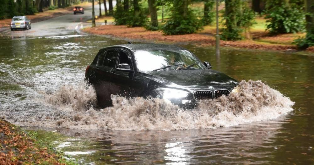 Как 2,6 мм осадков привели к наводнению в Ливерпуле? Возможно, виноват не дождь