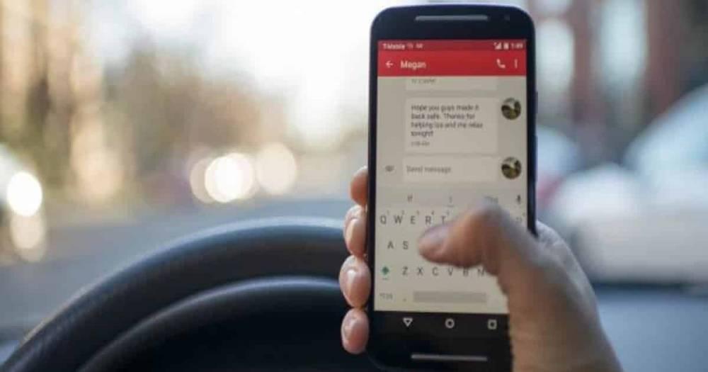 Мохаммед Салах попался с телефоном за рулем. Что ему грозит за правонарушение?
