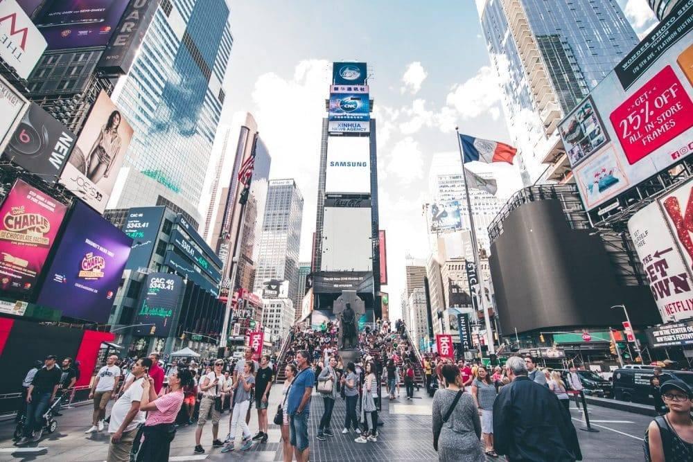 Как Нью-Йорк стал Большим Яблоком