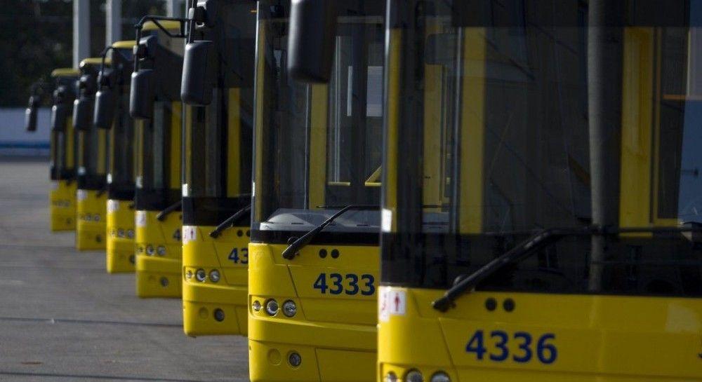 Аэропорт «Киев» и железнодорожный вокзал соединят прямым троллейбусным маршрутом