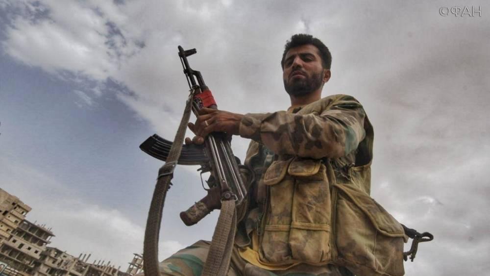 Сирия: в Госдепе заявили, что США не просят РФ остановить возможное наступление армии САР в Идлибе
