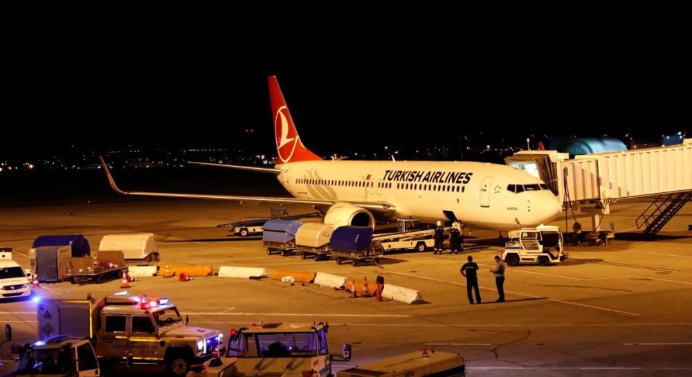 Аэропорт Будапешта закрыли на 3 часа из-за перегрева контейнера из России