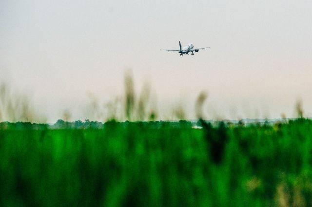 Два самолета столкнулись в аэропорту Чикаго