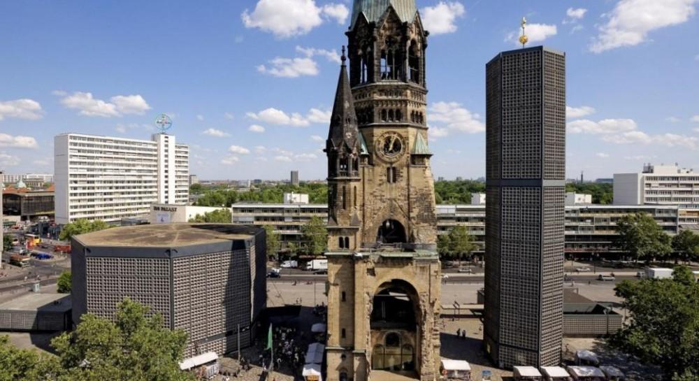 В Берлине перестроят мемориальную церковь кайзера Вильгельма I