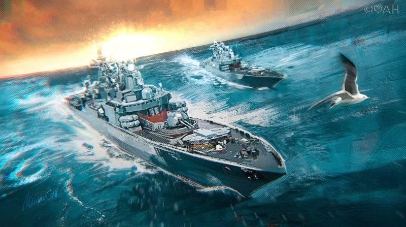 Напоролись на «Норд»: Киев признал, что НАТО и ООН не вернут ему Азовское море