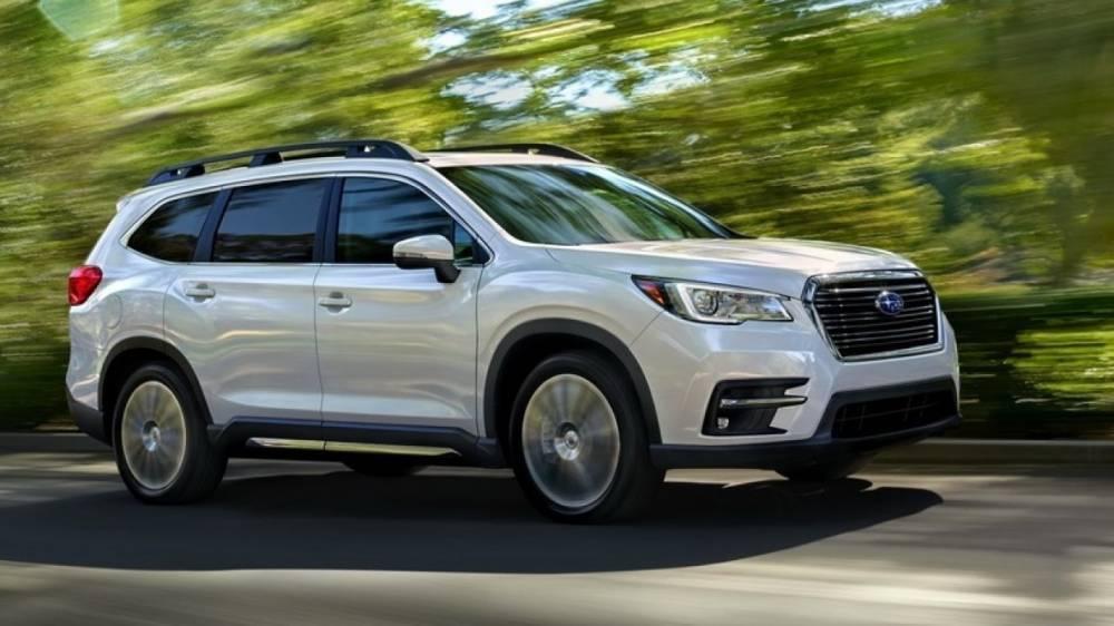 Subaru отзовет и уничтожит почти 300 внедорожников Ascent