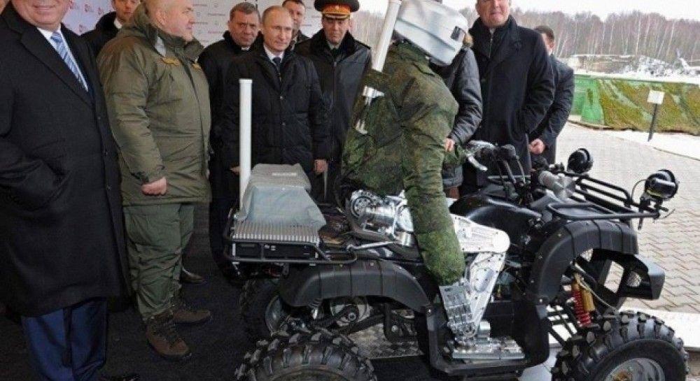 Россия выступает против запрета на автономных боевых роботов – СМИ
