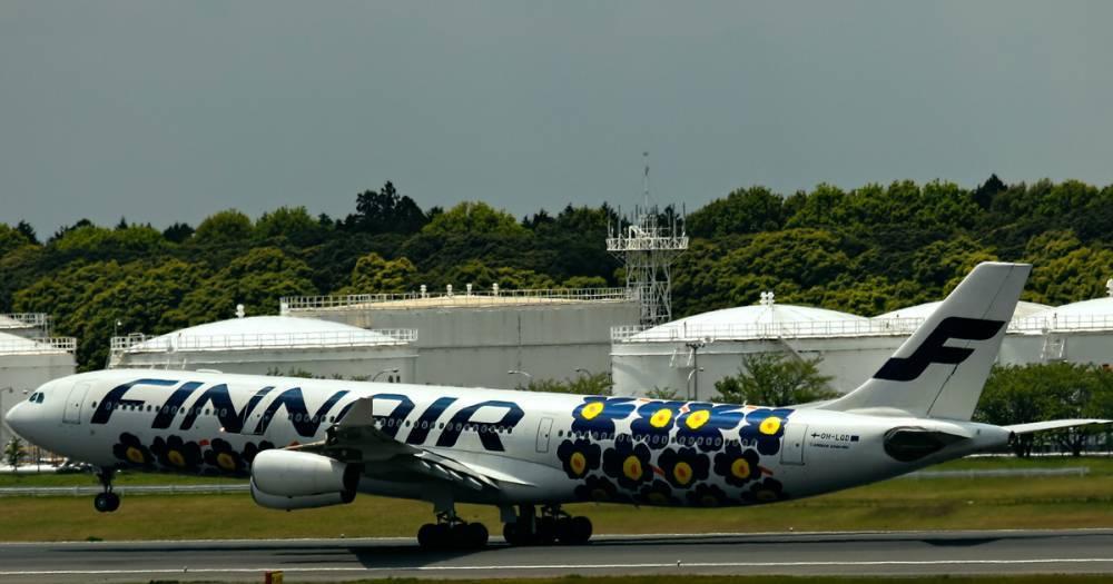 Пилота Finnair уличили в пьянстве на рабочем месте