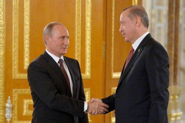 СМИ: Путин и Эрдоган могут провести переговоры в Тегеране