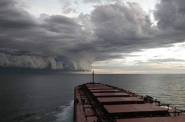 В Тихом океане недалеко от Мексики сформировался ураган «Лэйн»