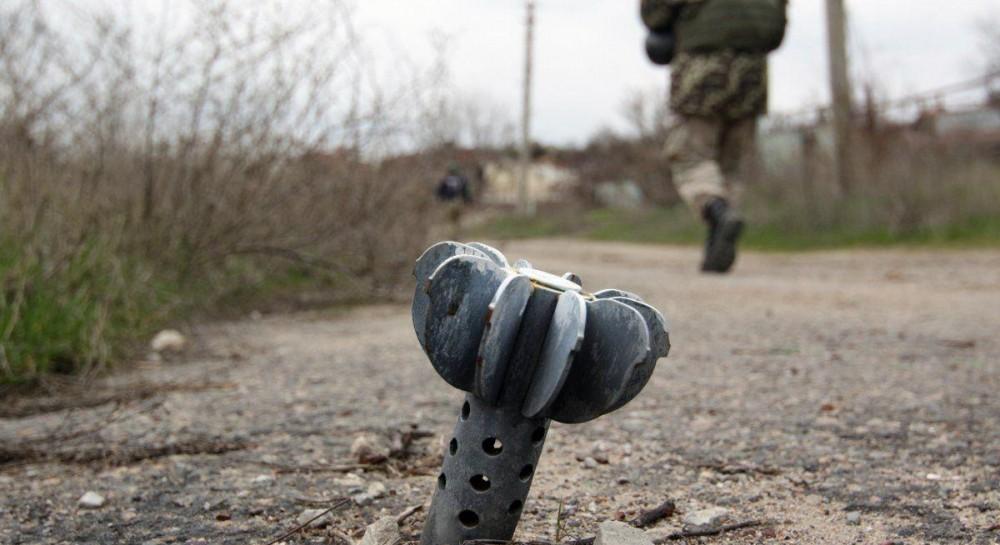 """За прошедшие сутки боевики били по позициям ООС из """"Градов"""" и минометов"""