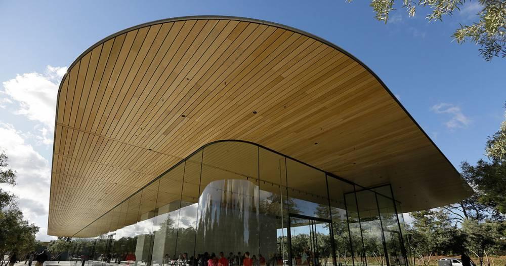 Apple оценила свой кампус в $200, чтобы уйти от налогов