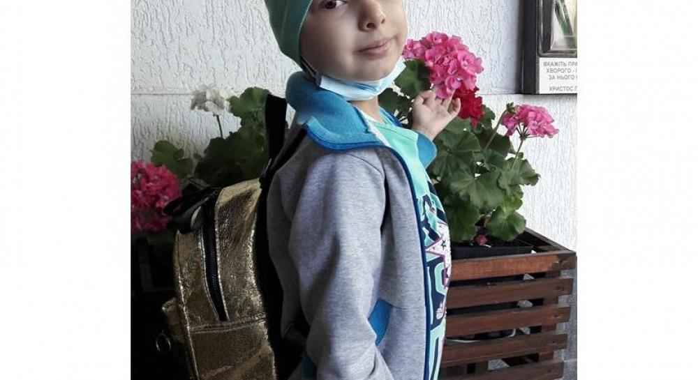 7-летняя Илона Бондаренко продолжает бороться с лейкозом и нуждается в помощи – «Надеюсь и верю»