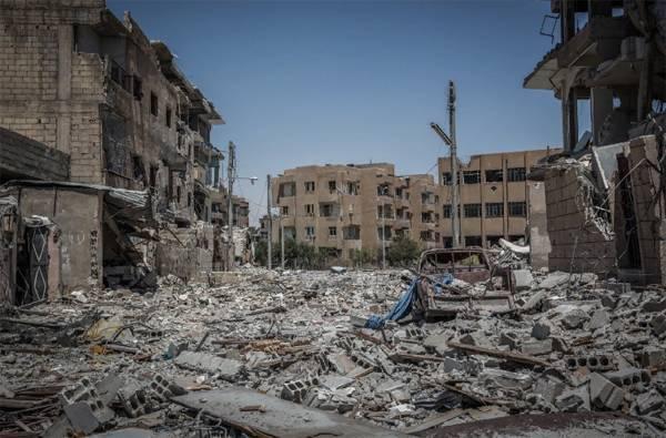 Саудиты выделили $100 млн на восстановление Сирии. Кому?