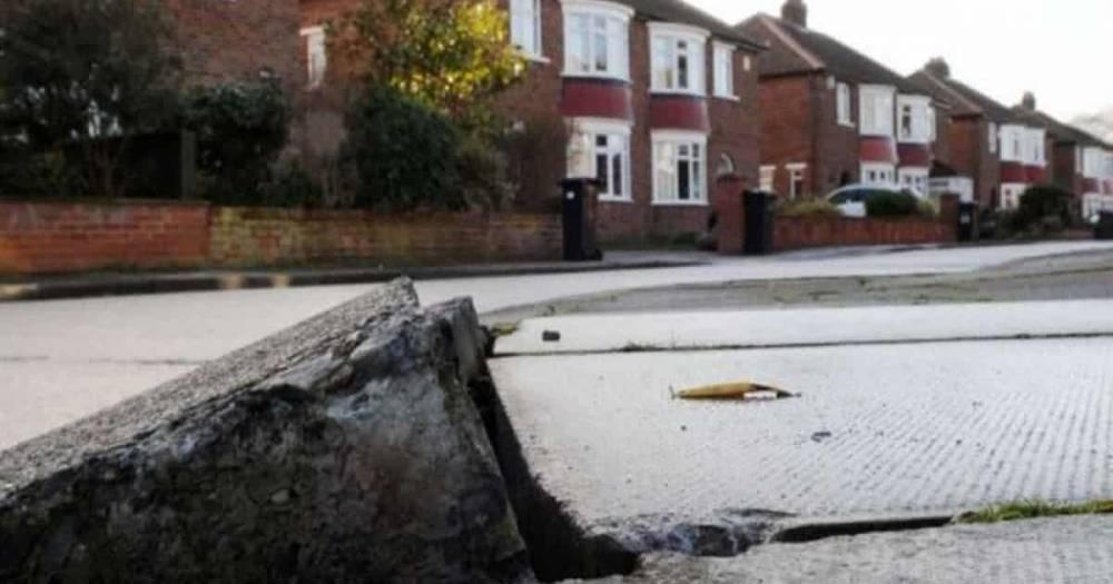 Калечащие тротуары: Большой Манчестер тратит £500 тысяч в год на компенсации горожанам