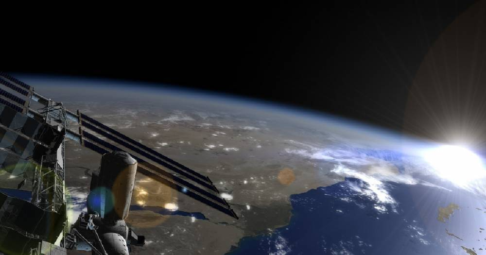 NASA рассказала о последствиях взрыва батарейки на МКС