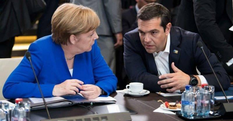Греция согласилась забрать беженцев из Германии