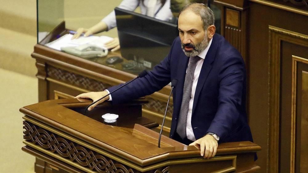 Разговоры о «плохих отношениях» России и Армении рассмешили Пашиняна