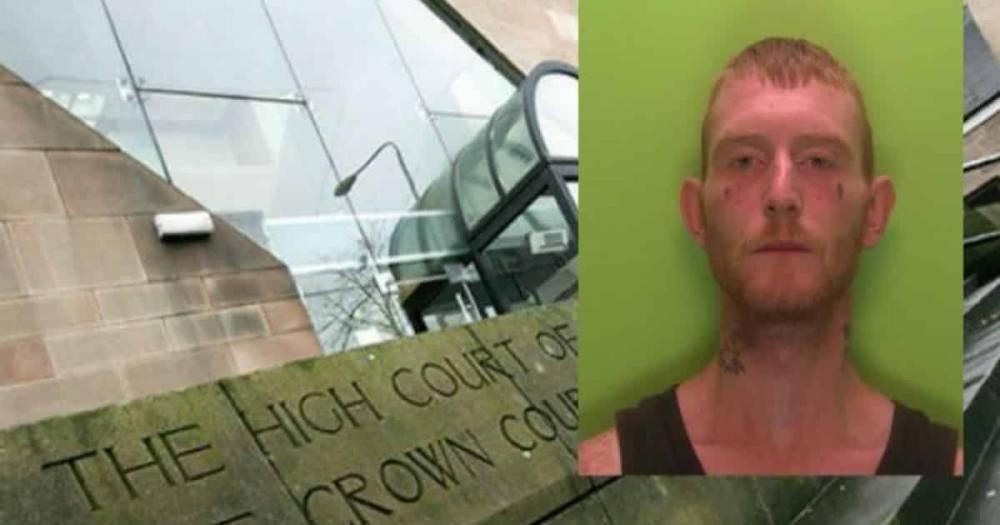 Бездомный из Булуэлла избил мужчину и сел в тюрьму из-за милостыни в 10 пенсов