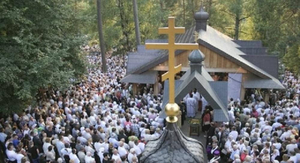 Капелланы УПЦ принимают участие в международном военном паломничестве к святой горе Грабарке в Польше