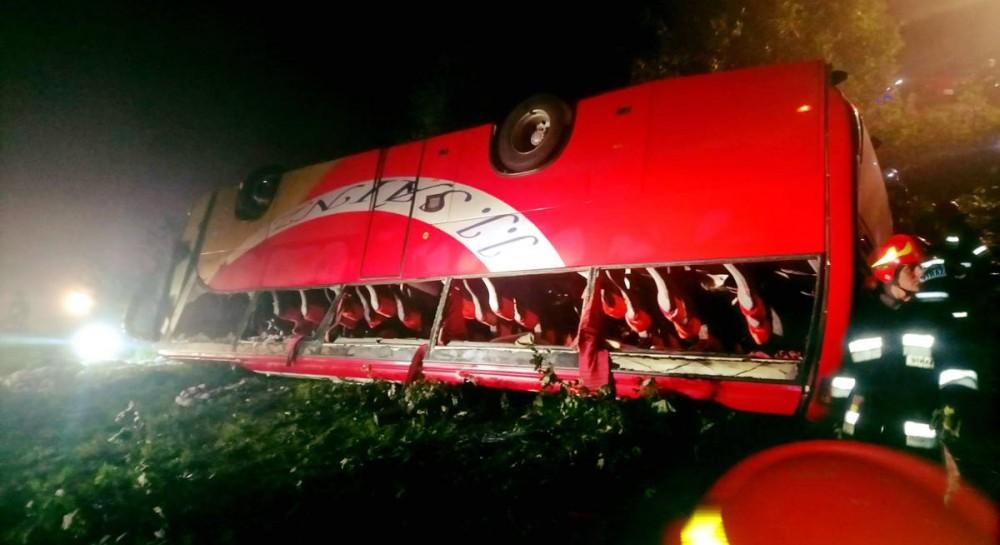 Туроператор за свой счет отвезет в Украину граждан, не пострадавших в аварии автобуса в Польше
