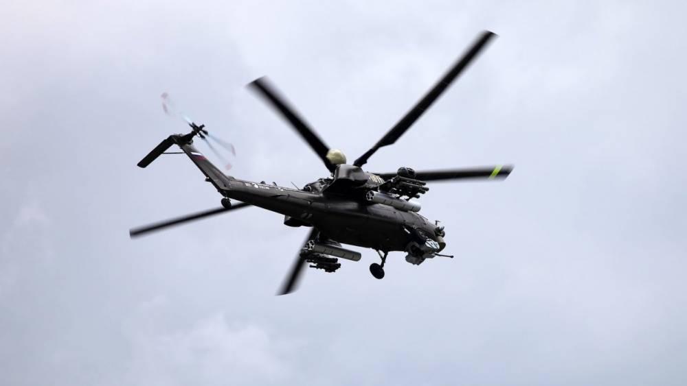 Российский вертолетчик рассказал о «свободной охоте» на боевиков в Сирии