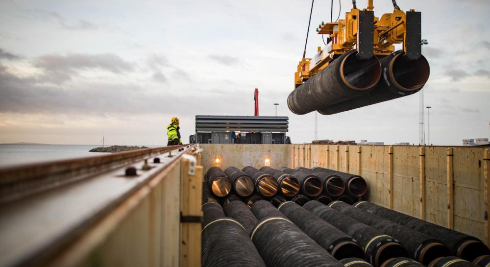 """США могут ввести санкции из-за строительства """"Северного потока-2"""" в течение нескольких недель - СМИ"""