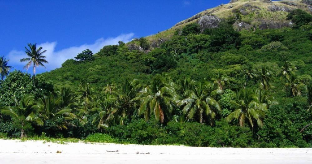 У берегов Фиджи прозошло землетрясение магнитудой 8,2