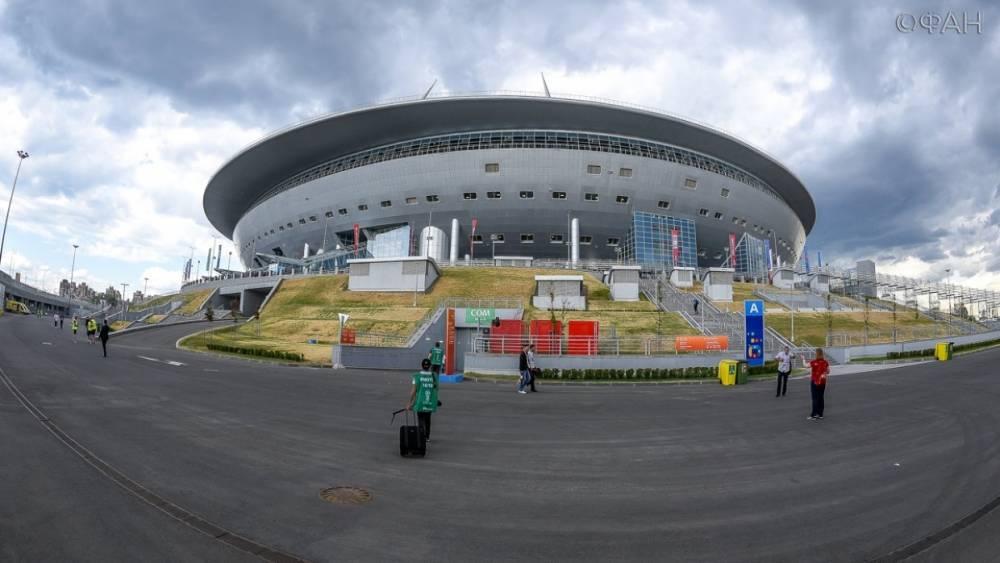 Объявлена программа «Фан-променада» перед матчем «Зенит» — «Урал»