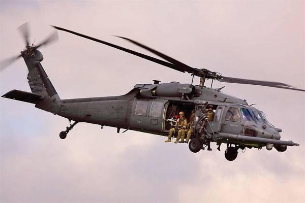 ВВС США: Парк вертолётов поисково-спасательных служб недопустимо изношен