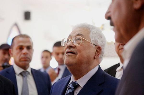 Почему соглашение о перемирии с Израилем в Газе Аббас встретил в штыки?