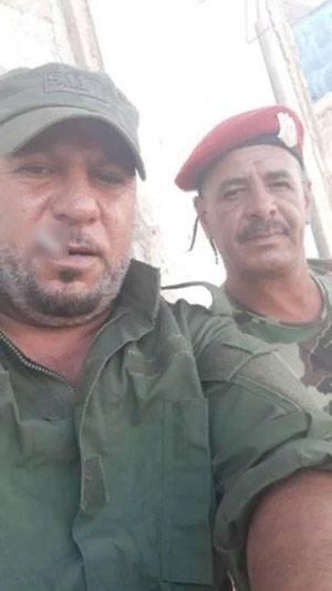 СМИ: Комдив сирийской свободной армии перешёл на сторону САА