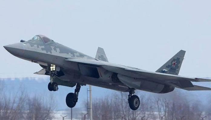 Стали известны сроки подписания контракта по Су-57 для ВКС России