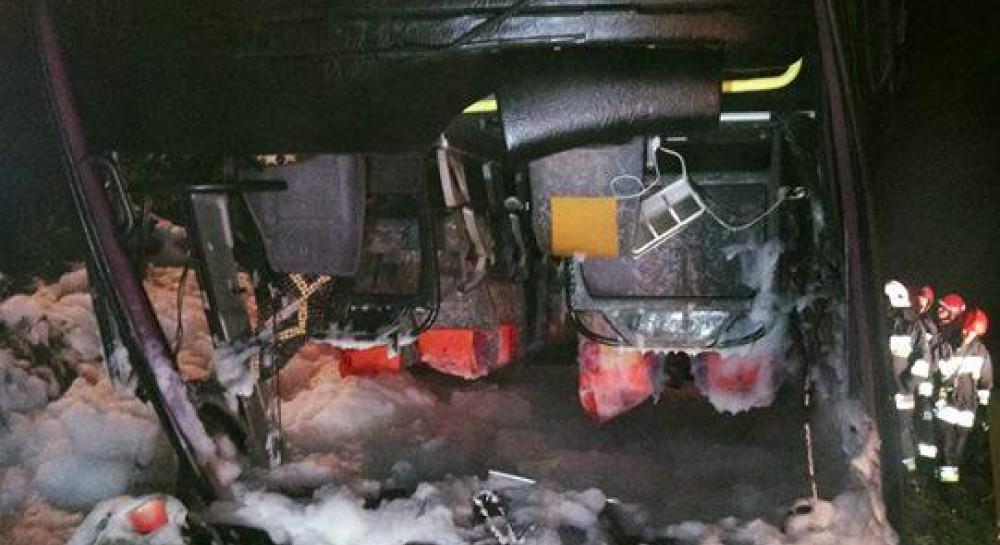 В Польше предъявили обвинение водителю украинского автобуса, который попал в ДТП