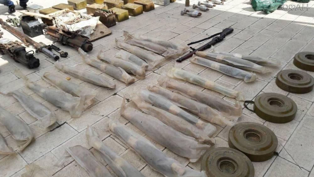 Сирия новости 19 августа 22.30: 14 медицинских центров Дамаска возобновили работу, в Даръа обнаружен склад боеприпасов ИГ