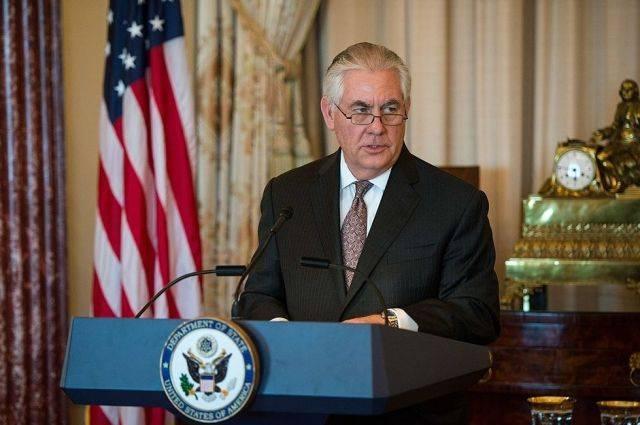 СМИ: Саудовская Аравия добивалась отставки Тиллерсона с поста госсекретаря