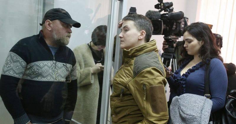 """Обстрелять Раду и уйти. ГПУ """"раскрыла"""" план Савченко по свержению власти"""