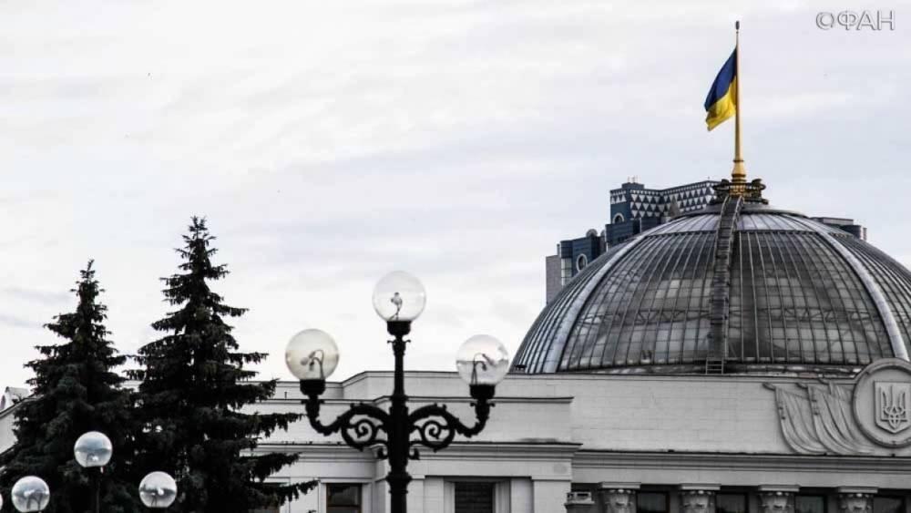 Эксперт рассказал о колониальной политике Запада по отношению к Украине