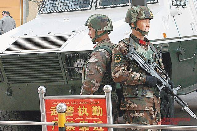 В учениях «Восток-2018» примут участие более 3000 китайских военных