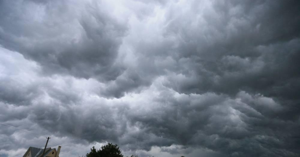 Дождь, ветер и не только. В Москве на завтра объявили жёлтый уровень опасности
