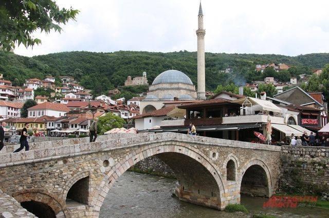 В Косове сербское духовенство выступило против раздела края