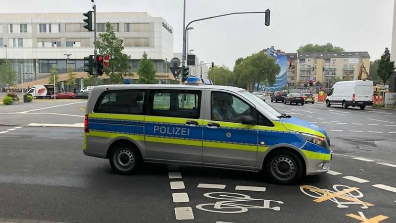 Ножевая атака в Дюссельдорфе. Жертва умерла