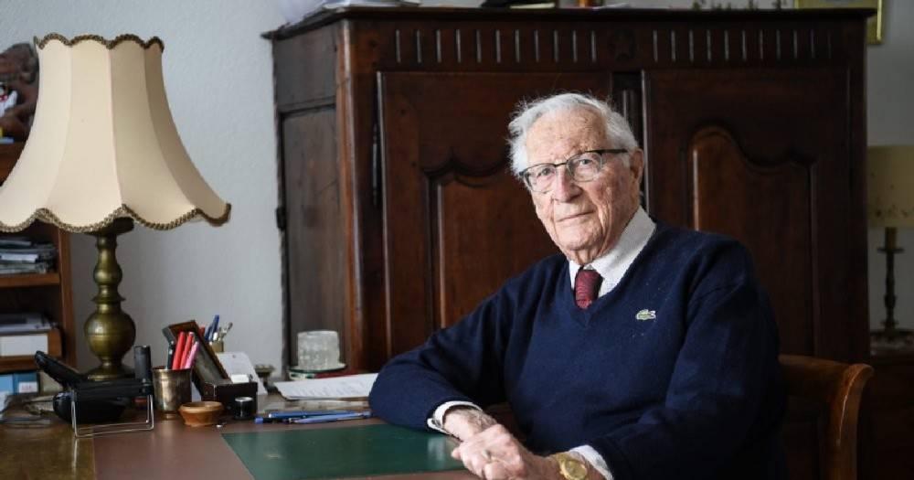 В Швейцарии умер создатель наручных кварцевых часов