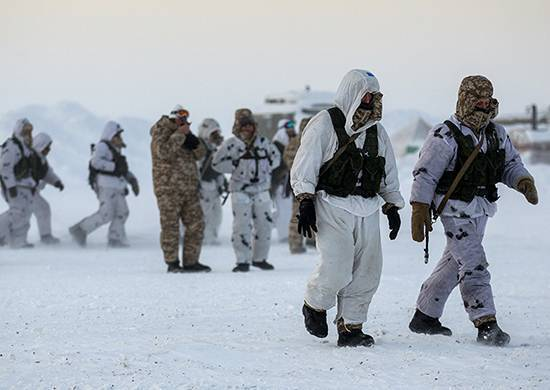 Новая система для выживания в холоде Арктики. Рязанские десантники разработали